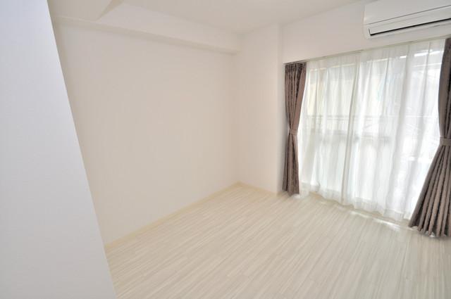 グランエクラ田島 明るいお部屋はゆったりとしていて、心地よい空間です