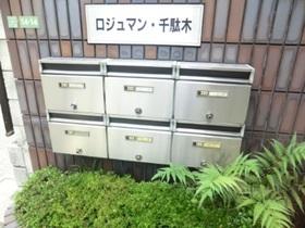 ロジュマン・千駄木エントランス