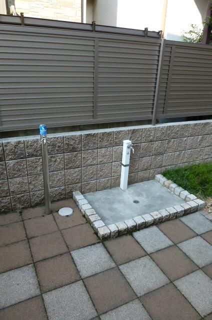 エターナル ガーデン ペット共生共用設備
