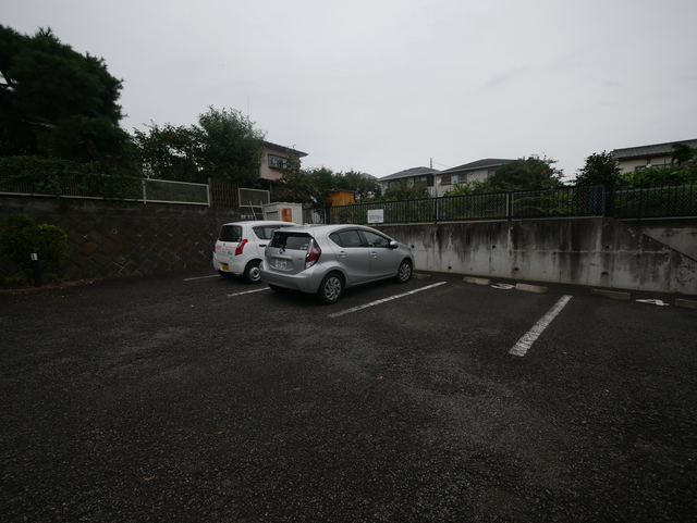 インディゴプラント駐車場