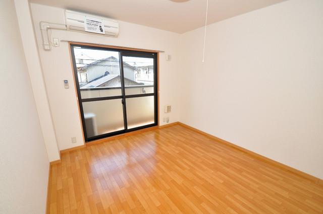 シムリーミナⅡ 解放感たっぷりで陽当たりもとても良いそんな贅沢なお部屋です。