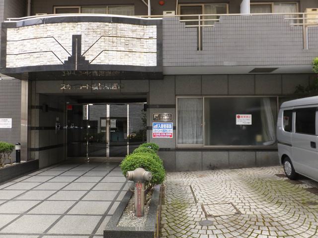 スカイコート横浜駅西口駐車場