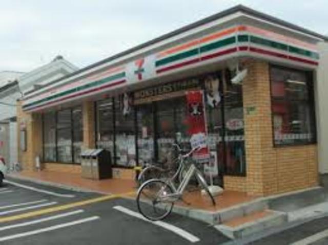 セブンイレブン大阪中加賀屋3丁目店