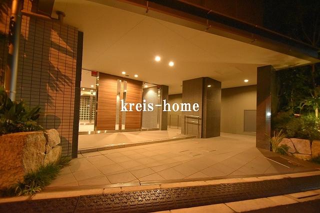 グランドメゾン新宿弁天町の外観画像