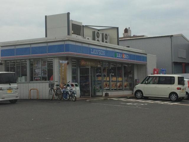 ローソン岸和田上野町東店