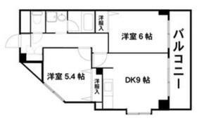 プルメリアガーデン4階Fの間取り画像