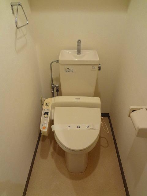 グランディール・横濱トイレ