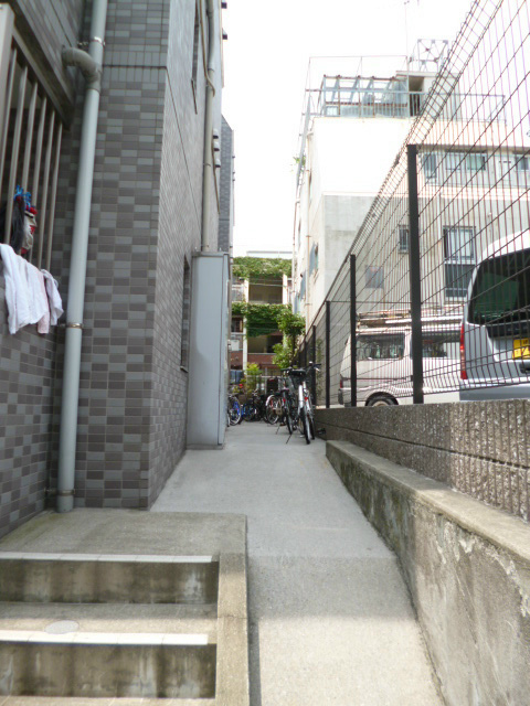 スカイコート早稲田第5駐車場