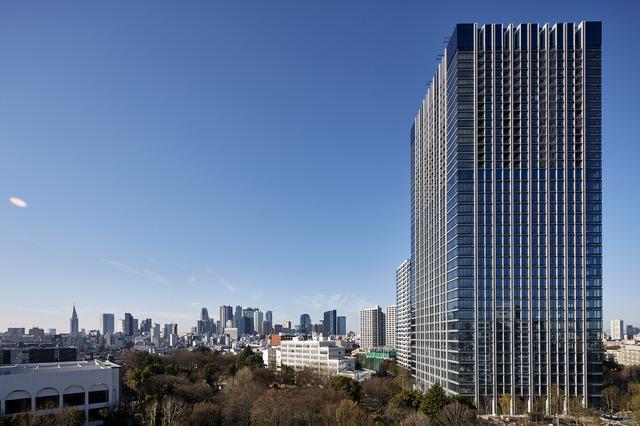 ラ・トゥール新宿ガーデンの外観外観