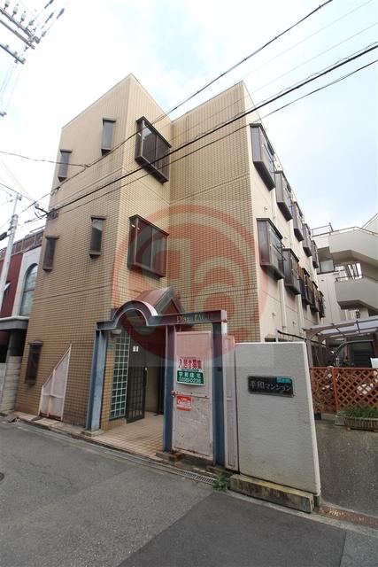 大阪市阿倍野区松虫通1丁目の賃貸マンションの外観