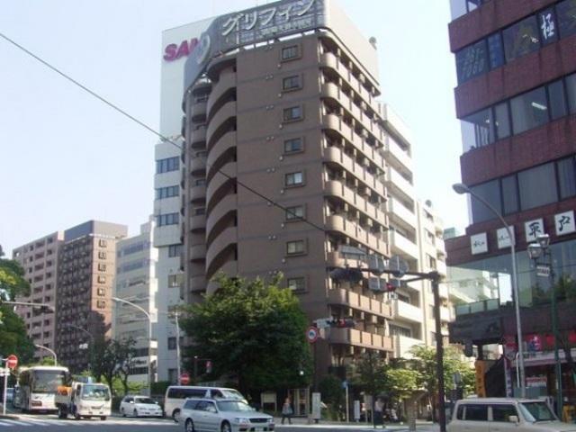 グリフィン横浜・桜木町外観