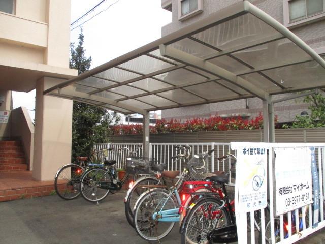 西高島平駅 徒歩10分共用設備