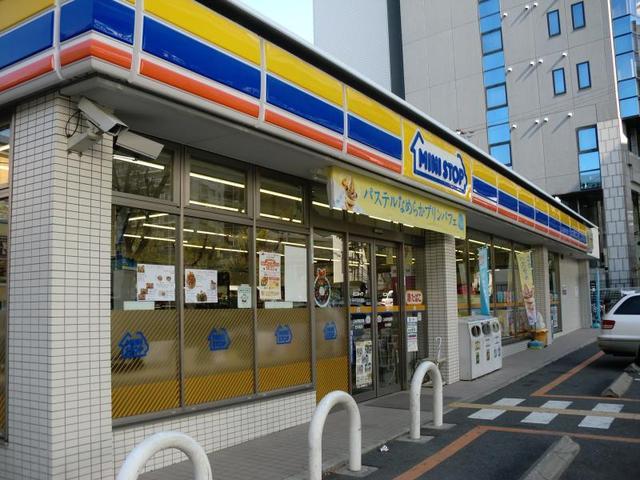 M'プラザ高井田 ミニストップ高井田本通店