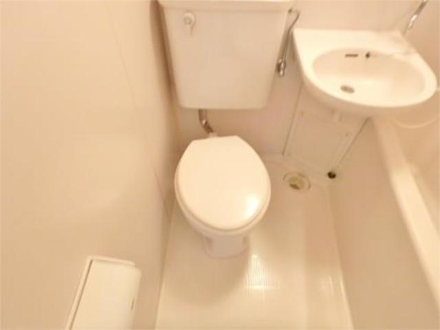 エスポワール橋本トイレ