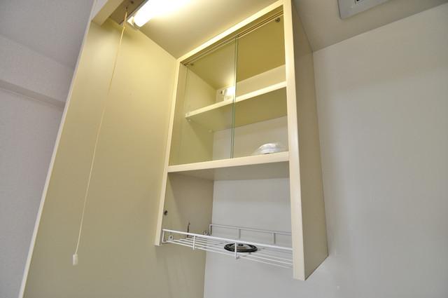 ライラック小阪 コンパクトながら収納スペースもちゃんとありますよ。