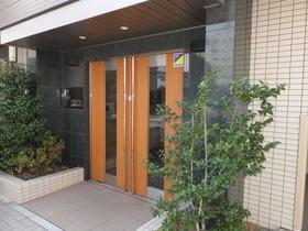 スカイコート品川東大井エントランス