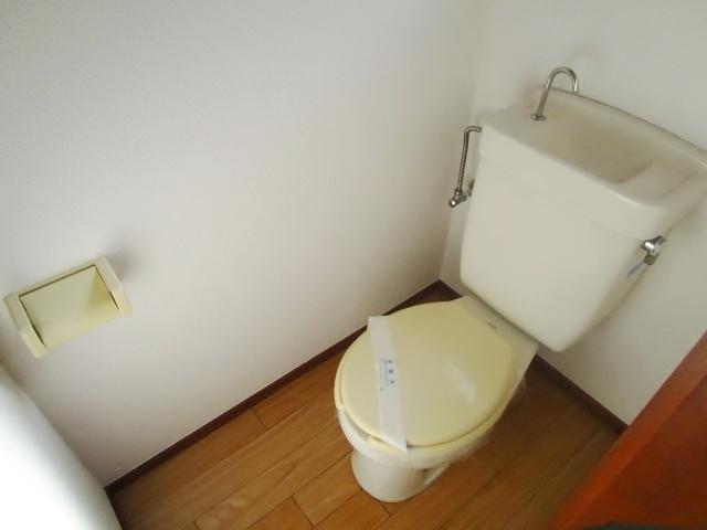 ハイツ向の岡トイレ