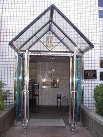 桜上水駅 徒歩18分エントランス
