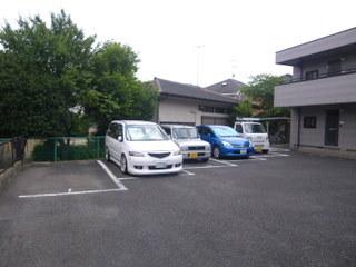 のらぼう駐車場