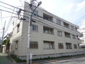 矢来ハイツA館の外観画像