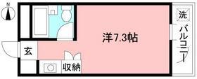7.3帖のワンルームタイプです☆