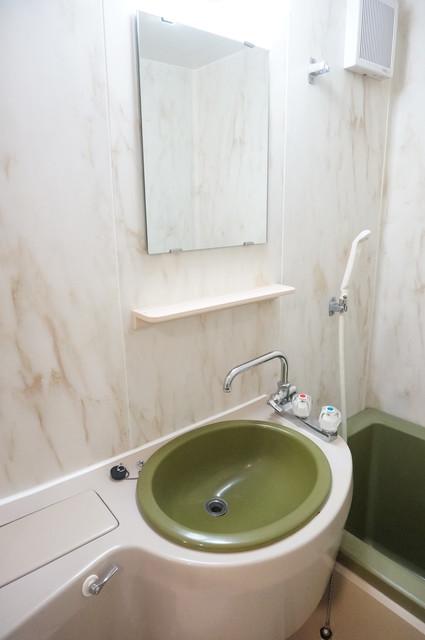 シティハイム ローレルⅡ洗面所