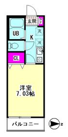 Polaris Haneda 202号室