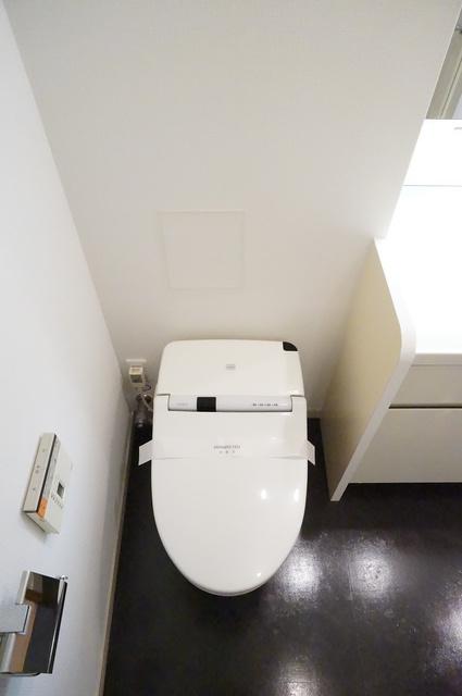 アトラス江戸川アパートメントトイレ