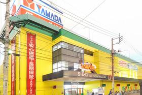 ヤマダ電機テックランド立川店