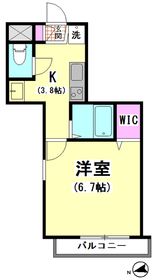 ファインフラッツ 401号室