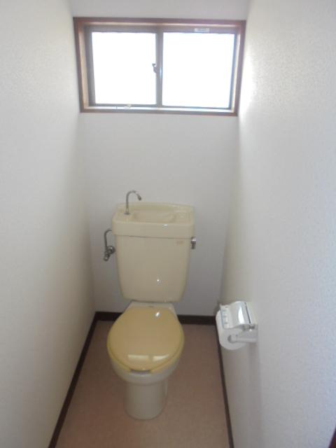 第1小杉コーポトイレ