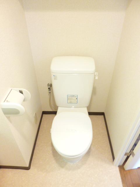 スカイコート両国壱番館トイレ