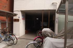 スカイコート田端エントランス
