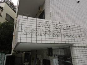 スカイコート西横浜4エントランス