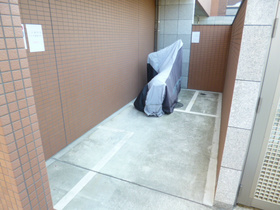 スカイコート練馬平和台駐車場