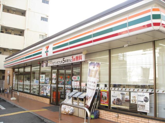 セブンイレブン大阪西脇2丁目店
