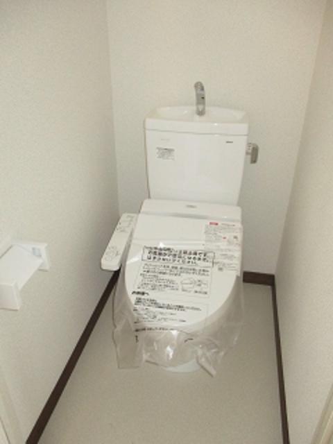 ロイヤルハイツトイレ