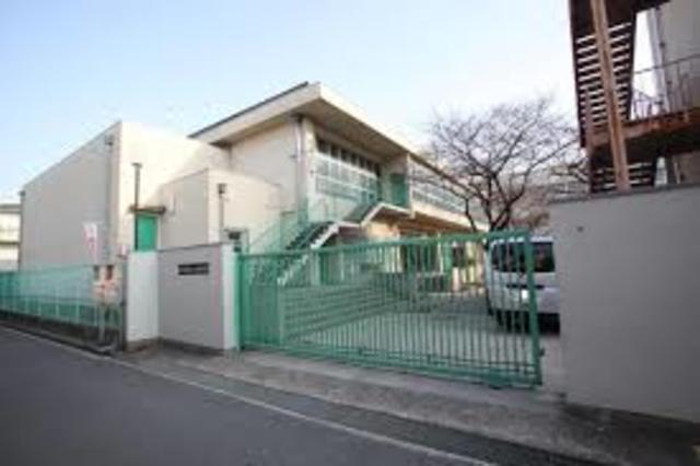 江口コーポ 東大阪市立上小阪中学校