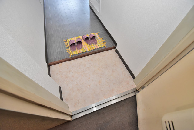 SOAピアレス 素敵な玄関は毎朝あなたを元気に送りだしてくれますよ。