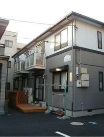 新川崎シティホームズの外観画像