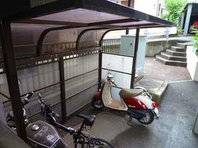 花月園前駅 徒歩20分共用設備
