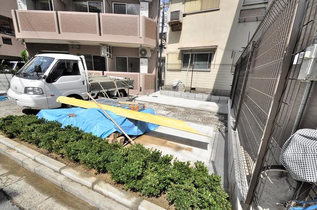 ヴェルドミール小阪 1階には駐輪場があります。