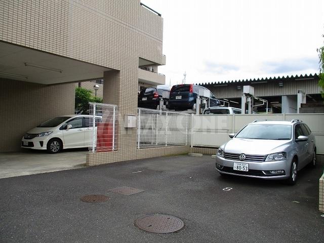 セントラルハイムカトウ(セントラルハイムKATO)駐車場