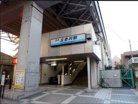カナル東大井 102号室