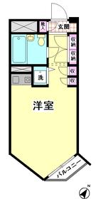 ミリオンコート多摩川 203号室