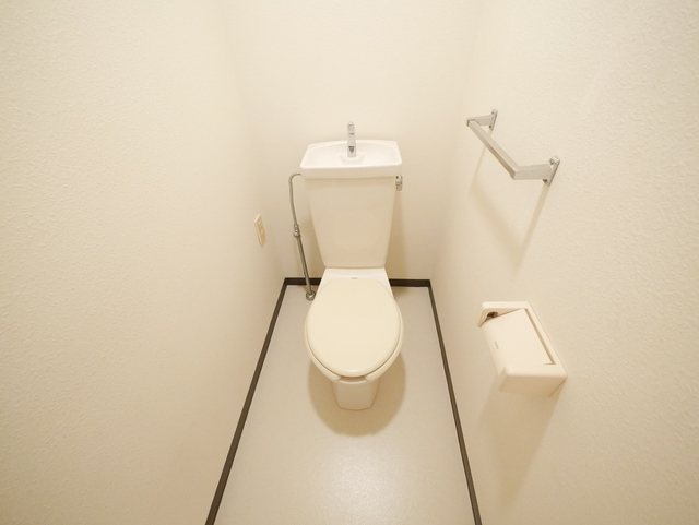 ヴェルビュー参番館トイレ