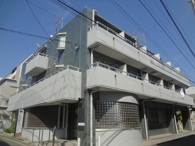 コートリーハウス横浜和田町の外観外観