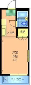 吉祥寺駅 バス33分「保谷駅南口」徒歩9分1階Fの間取り画像