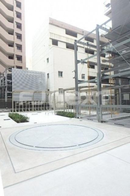 ガーラ・グランディ川崎榎町駐車場