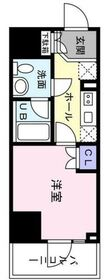 アウルイセザキ2階Fの間取り画像